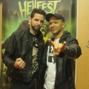 Raf Pener - Hellfest 2013