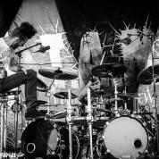 Drums Nicolas Bastos - Motocultor 2014