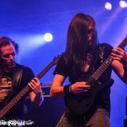 Olivier & Nils Courbaron - Hellfest 2013
