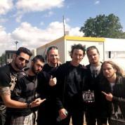 T.A.N.K & Joe Duplantier - Hellfest 2013
