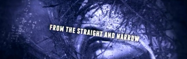 From the Straight and Narrow : 1st single of the new album