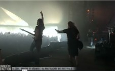T.A.N.K at Hellfest on French TV