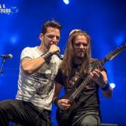 T.A.N.K Hellfest Raf Pener Nils Courbaron