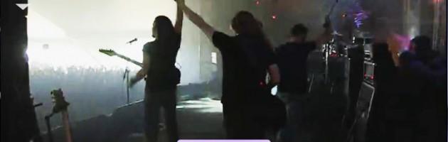 T.A.N.K sur W9 dans Enquête d'Action : coulisses du reportage sur le Hellfest