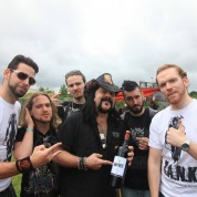 Vinnie Paul Hellfest 2013
