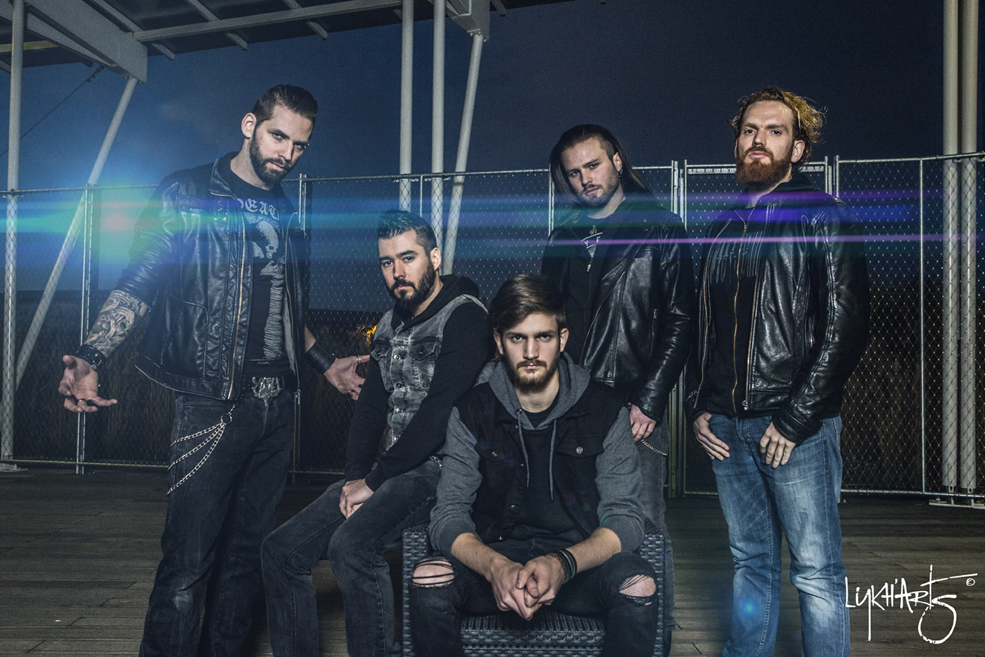 French metal band T.A.N.K
