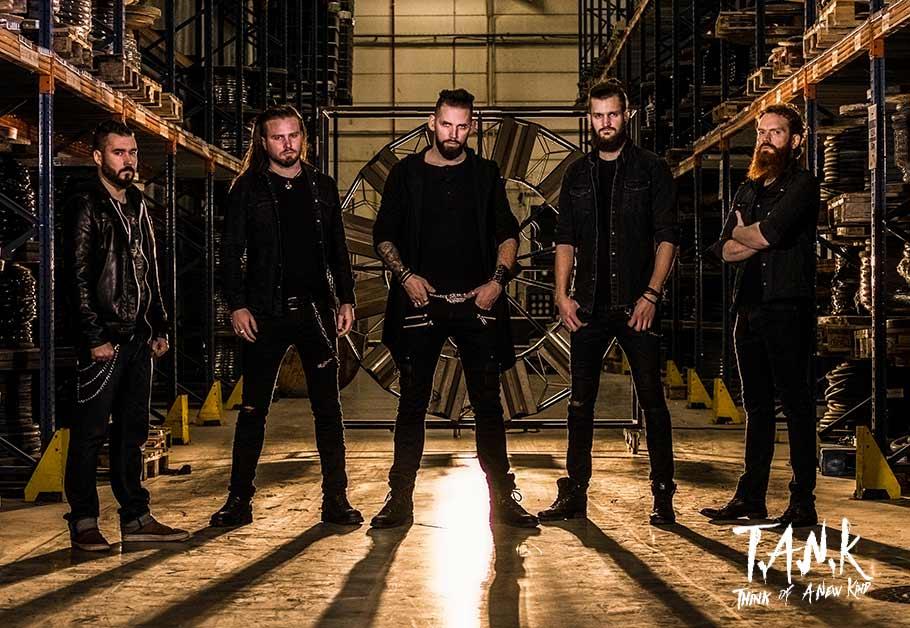 metal band T.A.N.K